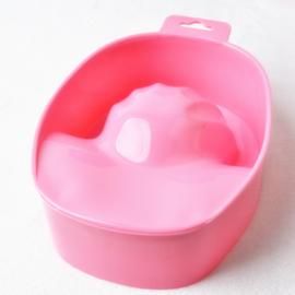 Manicure bowl licht roze
