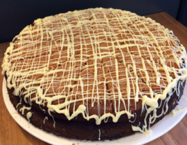 MAMS Speculaas Cheesecake