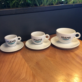 MAMS cappuccino kop (Small, Medium of Large)