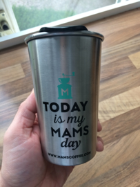 MAMS Stainless Steel Tumbler