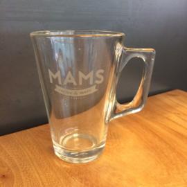 MAMS Tea Glas