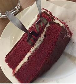 MAMS Red Velvet Cake