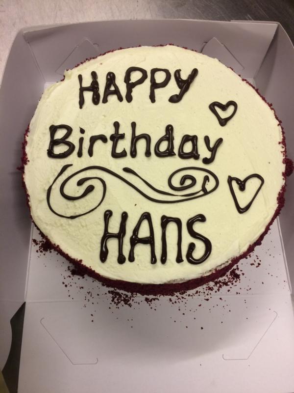 Fine Mams Red Velvet Cake Bakery Mams Taarten Mams Coffee More Personalised Birthday Cards Sponlily Jamesorg