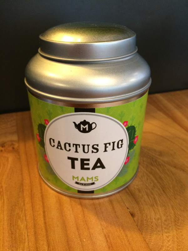 MAMS Blik Cactus Fig Tea (+ 50gr thee)