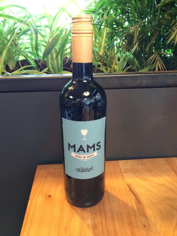 MAMS Wine Rood