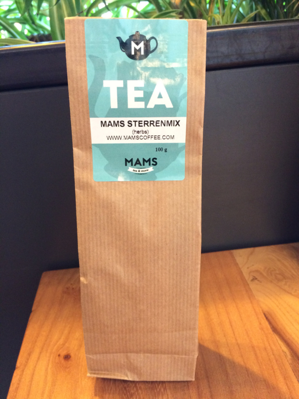 MAMS Sterrenmix (100gr)