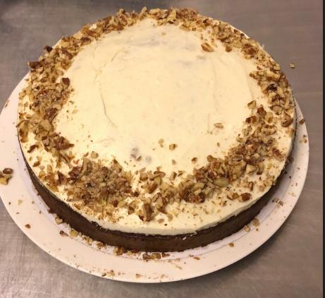 MAMS Carrot Cake