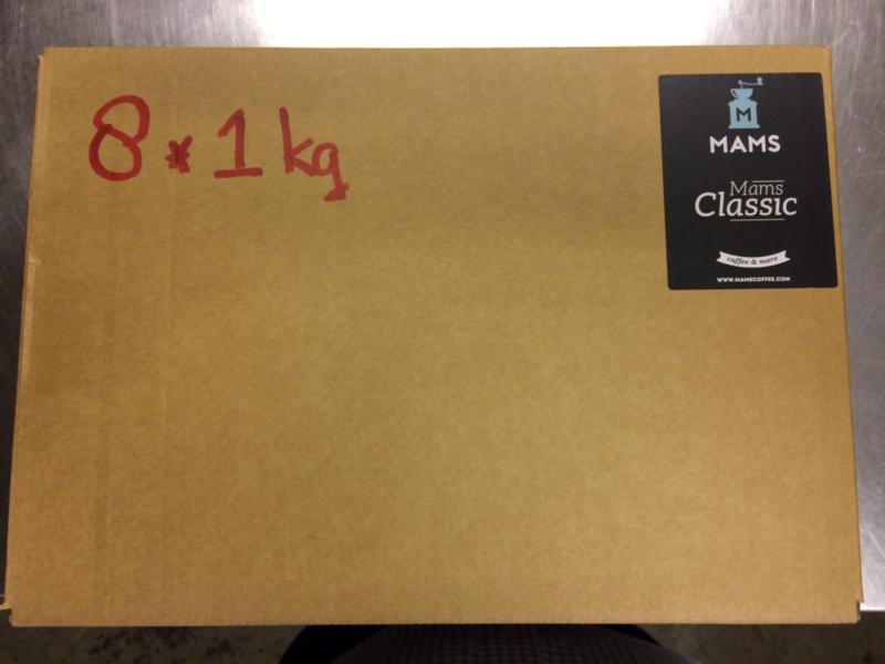 MAMS Classic (doos a 8 kg) incl 10% korting