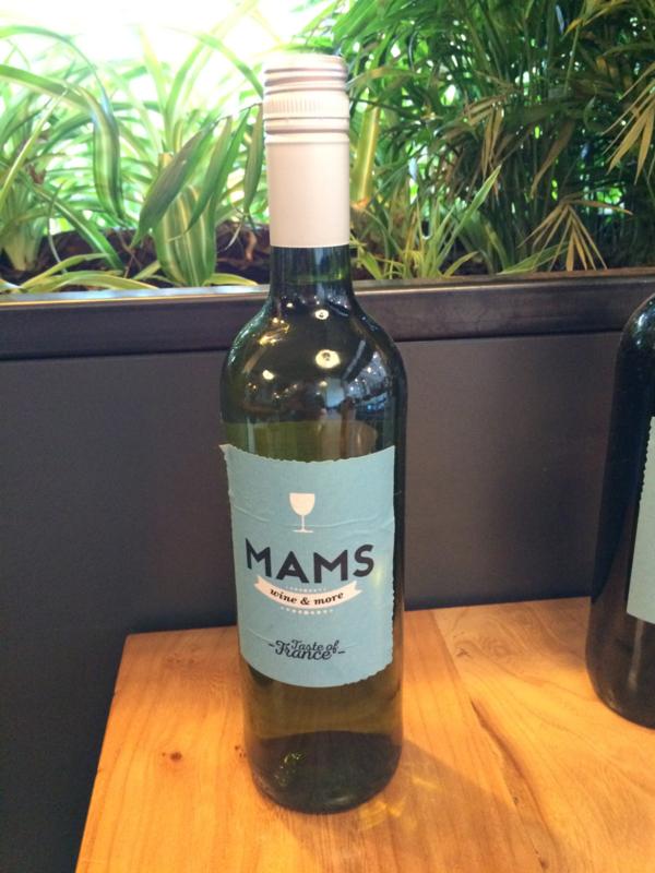 MAMS wine Wit