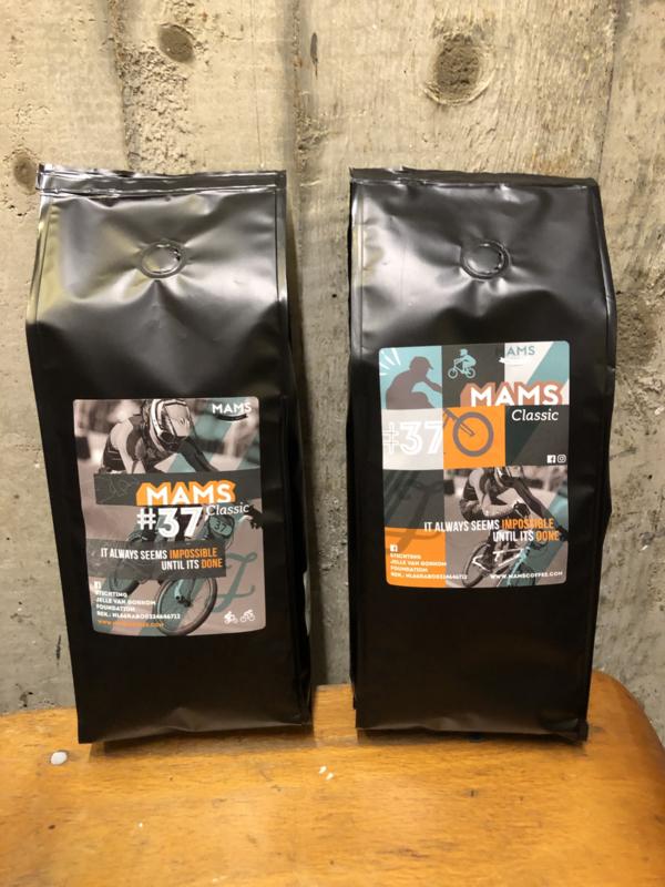 2 pakken (a 500gr.) JvG#37 Coffee Beans