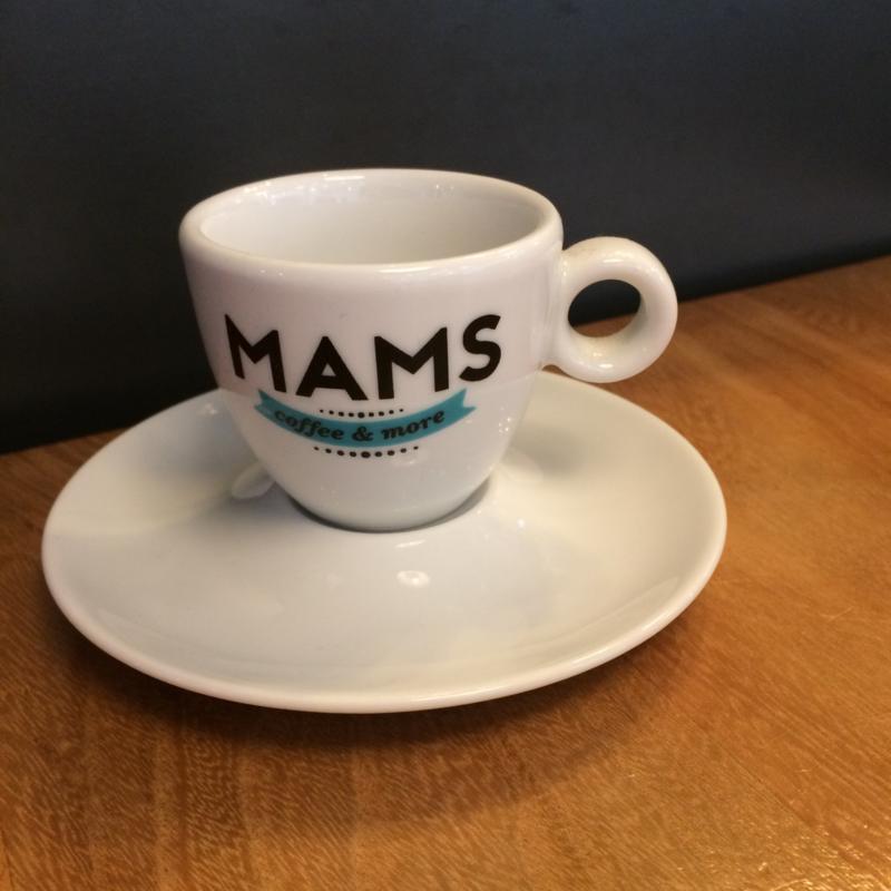 MAMS espresso kopje