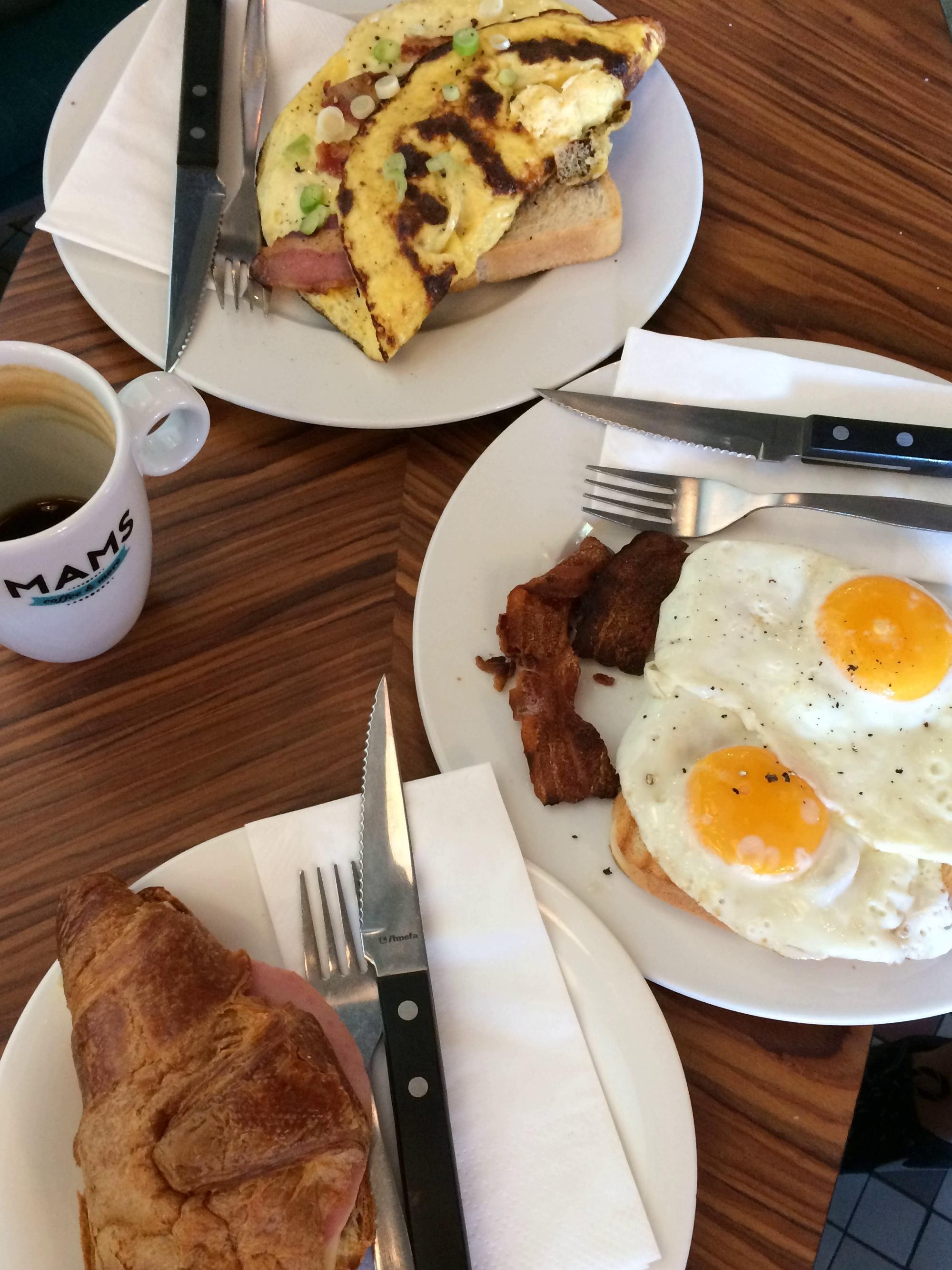 MAMS breakfast