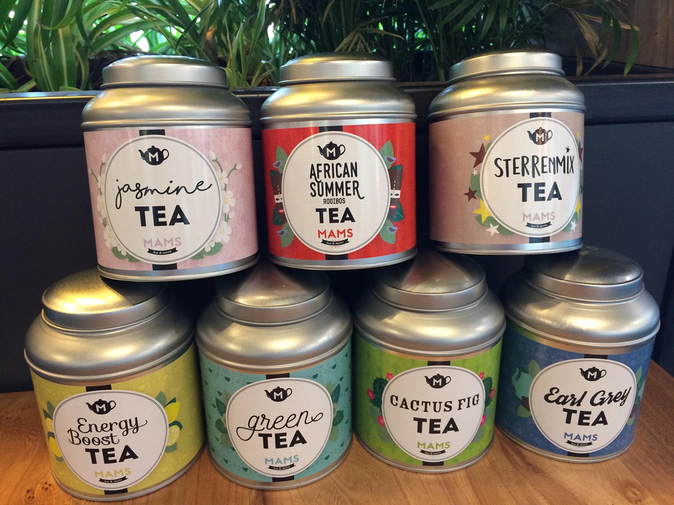 MAMS TEA & more