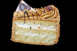 Mokka cake gebak