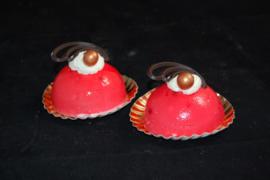 Aardbeienkwark
