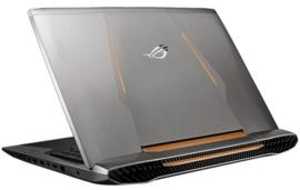 SUPER GAMER !! ASUS ROG - i7 6700HQ - GeForce GTX 1060 - 16 GB ram - 256 gb ssd en 1 tb hdd - full hd 17 inch - 6 mnd garantie