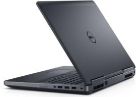 Dell Precision 7510 - Intel® Xeon® E3-1535M v5 - AMD® FirePro™ W5170M videokaart - 16 Gb Ram DDR4 - 128Gb SSD en 1000 Gb HDD- 15,6 1920x1080 beeldscherm - 6 mnd garantie - NIEUW