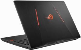 Gamer : ASUS ROG strix - i5 7e gen - GeForce GTX 1050 - 256 Gb SSD en 1000 Gb HDD - 8 Gb ram - Full HD 15,6 inch - 6 mnd garantie