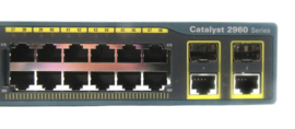 Cisco Catalyst WS-C2960-48TC-L V05 Managed Switch 10/100
