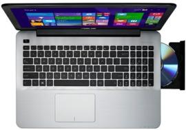 Asus X555L / i5 5300U / 240GB SSD / 8GB / Windows 10 / NVIDIA GeForce 920M !! 2GB Videokaart