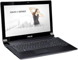 ASUS N53S - 15,6 inch  Full HD - i7 2670QM met GT540M (2 GB) geforce videokaart  en 10 GB geheugen - 6 maanden garantie