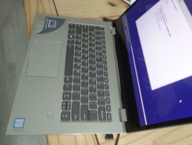 lenovo yoga - i5 8e gen - 128 ssd en 1000 gb hdd - full hd 14 inch touchscreen-