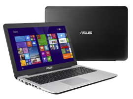 Asus X555L / i5 5300U / 240GB SSD / 8GB / Windows 10 / NVIDIA GeForce 920M !! 2GB Videokaart