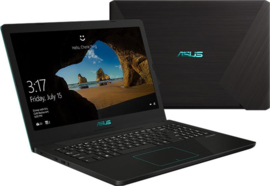Prachtige Asus X570ZD met AMD Ryzen 5 2500U en GeForce GTX1050 / 256GB SSD / 8GB