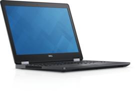 Dell Latitude E5570 met i5 - 6300U met 8 GB intern geheugen  -256 GB  SSD - 15,6 inch-