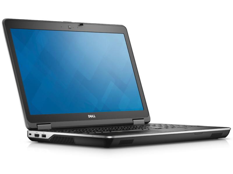 Dell E6540 i7 4800MQ - 240 gb SSD - 8 gb intern geheugen - extra videokaart: AMD Radeon HD 8790M 2 GB - full hd (1920x1080) - win10 - 6 maanden garantie