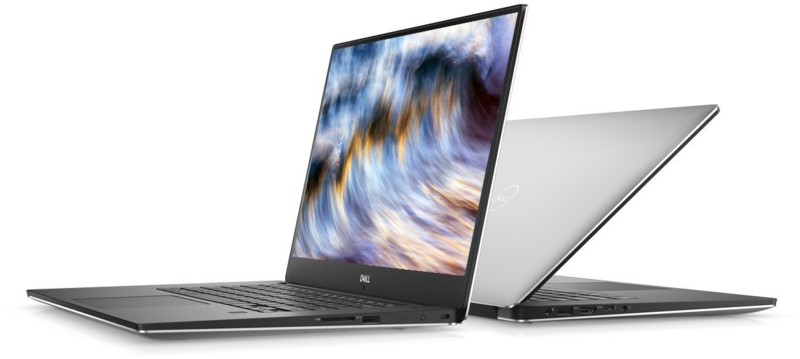 Dell XPS 15-9570 / i7 8750-H / 16GB / 512GB SSD / NVIDIA GEFORCE GTX 1050Ti - TOUCHSCREEN