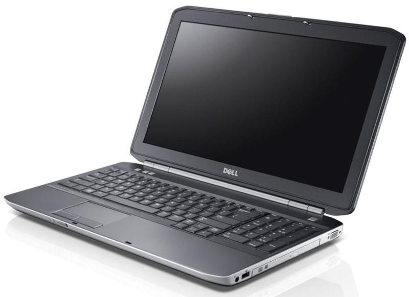 Dell Latitude E5530 Core i5-3210M - 4 GB Ram - 500 Gb  HDD - 15,6 inch -  windows 10