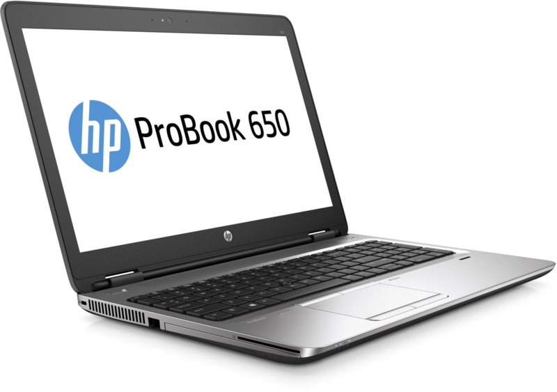 HP Probook 650 G2 - i5 6200U - 8 Gb memory - 240 GB SSD 15,6 inch full hd (1920 x 1080) - win10