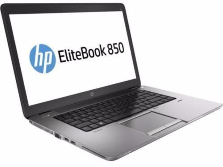 HP Elitebook 850 G2 - 15,6 inch Full HD TOUCHSCREEN - i5 5300U processor - 120 Gb SSD -  8 Gb intern geheugen - 6 maanden garantie.