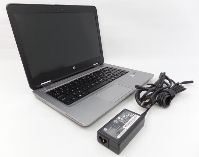 HP Probook 640 G2 - i5 6200U - 8 Gb ram - 256 Gb SSD - 14 inch Full HD - Win10  - 6 mnd garantie