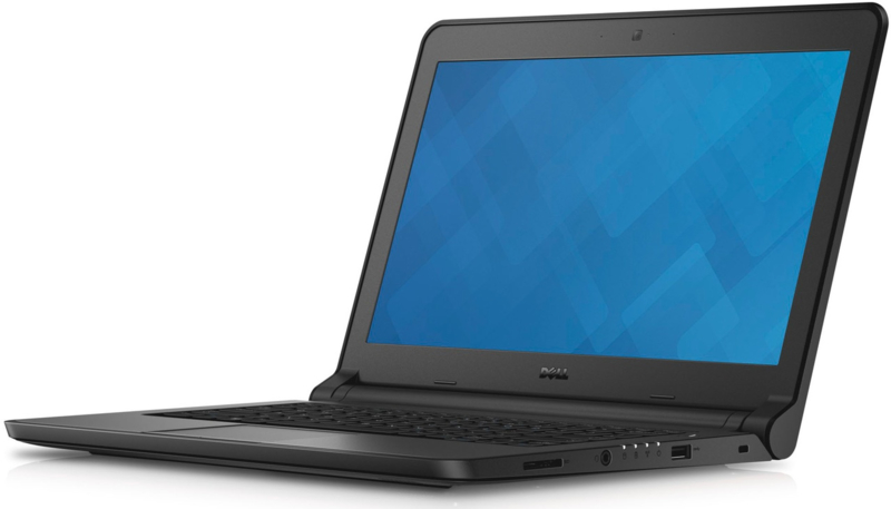 Lichtgewicht (ideaal voor school) Dell 3340 i3 4e gen - 500 gb hdd - 4 gb ram - 13,3 inch scherm.