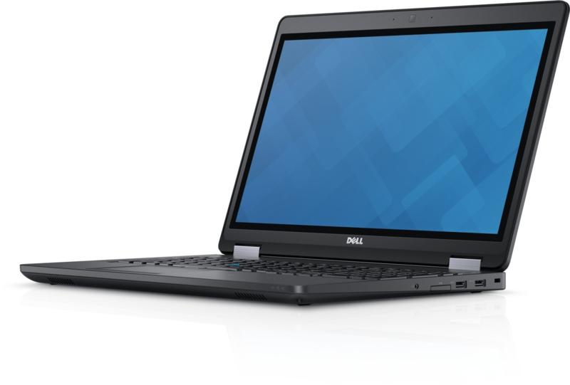 Dell Precision 3510 - i5 6300HQ - Videochip Intel HD Graphics 530  en AMD radeon R9 M360 -  15,6 inch full hd 1920x1080 - 512 GB ssd - 8 Gb ram - 6 mnd garantie