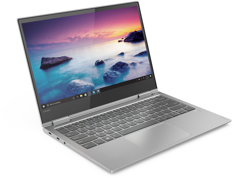 Lenovo Yoga 730 - i5 8250U - 256GB SSD - 8GB - Full-Hd touch