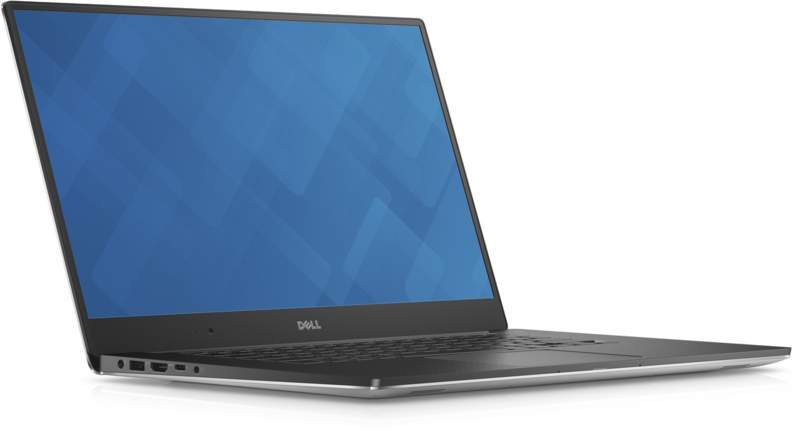DELL Precision 5520 i7 7820HQ - 16 gb ram - nvidia quadro m1200 4gb - win10 - 6 mnd garantie