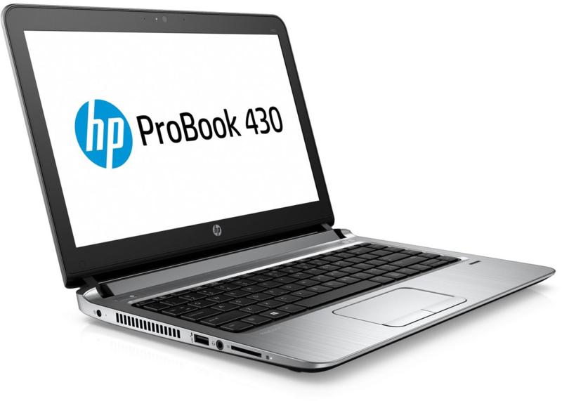 HP ProBook 430 G3 i3-6100u /8 gb/128Gb ssd/win10 13,3 inch scherm.