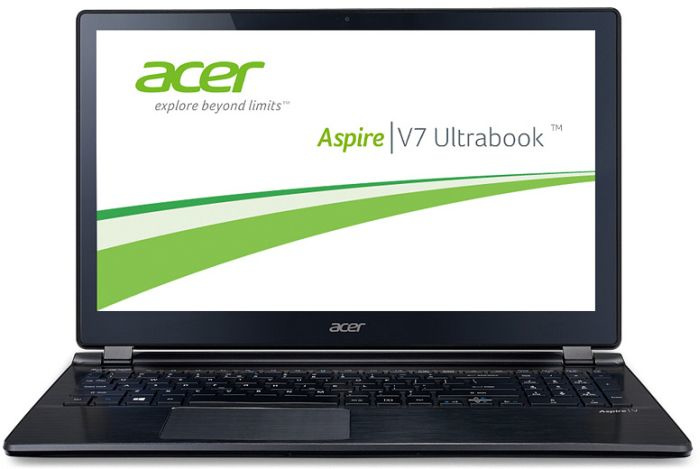 Acer Aspire V7 Series Ultrabook / i3 4010-U / 6GB / 500GB HDD / TOUCHSCREEN
