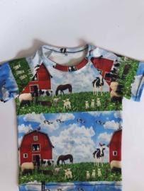 Boerderij t shirt