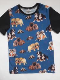 Puppy hondjes t shirt