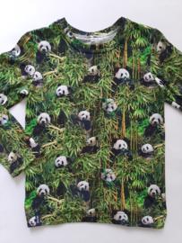 Panda beren longsleeve