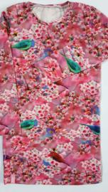 Prachtige bloesem jurk