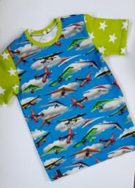 Paraglijders zweefvliegtuigen t shirt