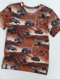 Monster trucks t shirt