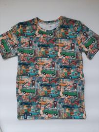 Volkswagenbusjes t shirt
