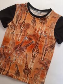 Giraffe t shirt