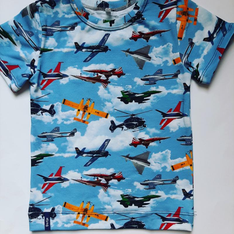 Straaljager t shirt